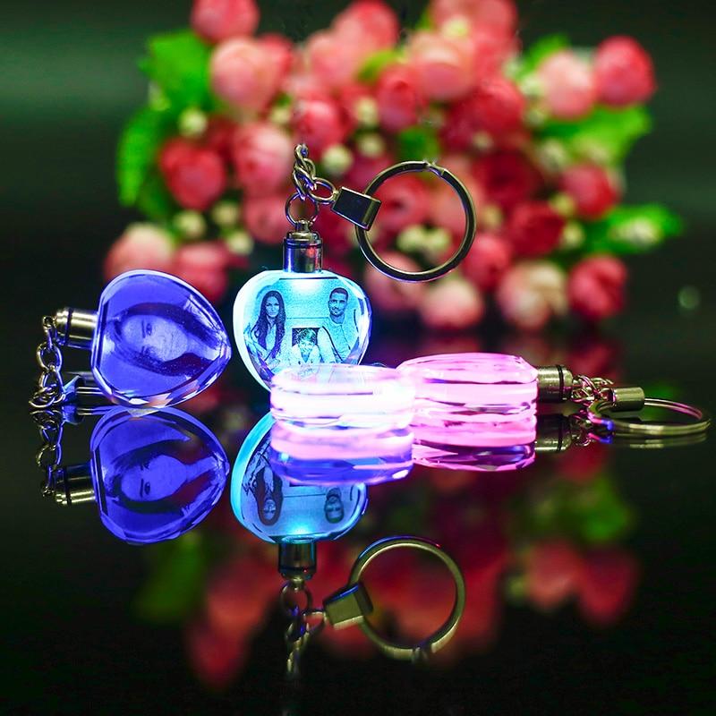 Kundenspezifische Souvenirs Geschenk Dekoration Herzform K9 Kristall - Wohnkultur - Foto 5