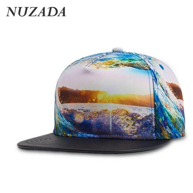 87288236 Brands NUZADA Sports Hats Hip Hop Cap Men Women Baseball Caps Oxford cloth  cotton fashion 3D