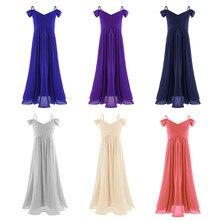 Off Shoulder Pretty Dresses for Girls