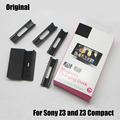 DK48 Original Magnetic Charging Dock Station For ony Xperia Z3 Xperia Z3 Compact Z3 mini~ Black, 100% 1:1 logo