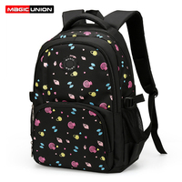 MAGIC UNION Children School Bags For Girls Boys Bags Children Backpack In Primary School Backpacks Waterproof