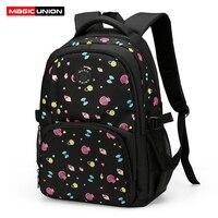 MAGIC UNION Children School Bags For Girls Boys Bags Children Backpack In Primary School Backpacks Waterproof