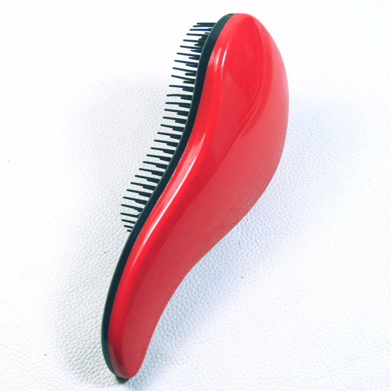 1pc Magic Handle Tangle Detangling Comb for hair Shower Hair Brush Salon Styling Tamer Tool Hot Selling New Quality 11