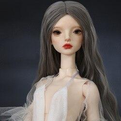 Recién llegado FreedomTeller BJD muñeca 1/4 Sybil 44cm Cuerpo Femenino Fairyland Iplehouse regalo de moda como Lillycat