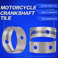 12PCS/1Set Motorcycle Crankshaft Crank Shaft Crankcase Bearing For Suzuki Bandits GSF400 75A 78A GSF GSXR 400 STD +25 +50 +75