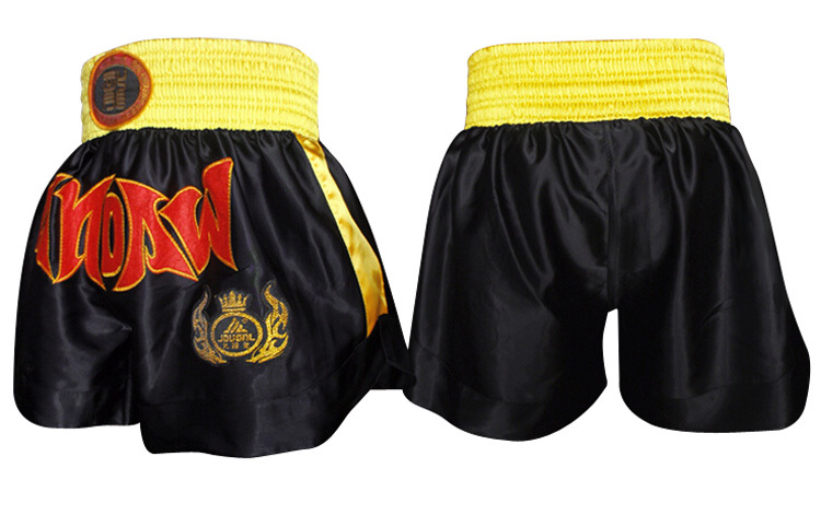 Search For Flights Free Shipping New 2016 Dragon Embroidery/wushu/muay Thai/boxeo/mma/taekwondo/boxing Shorts Elegant In Style Boxing Trunks