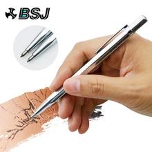 1 шт. Алмазная металлическая гравировальная ручка карбидо-вольфрамовый наконечник разметочный карандаш для стекла керамическая Металлическая резьба по дереву ручной инструмент