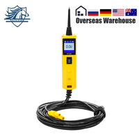 AUTOOL BT260 Electrical System Diagnostic Tool Automotive Circuit Tester with LED Flashlight Multi language