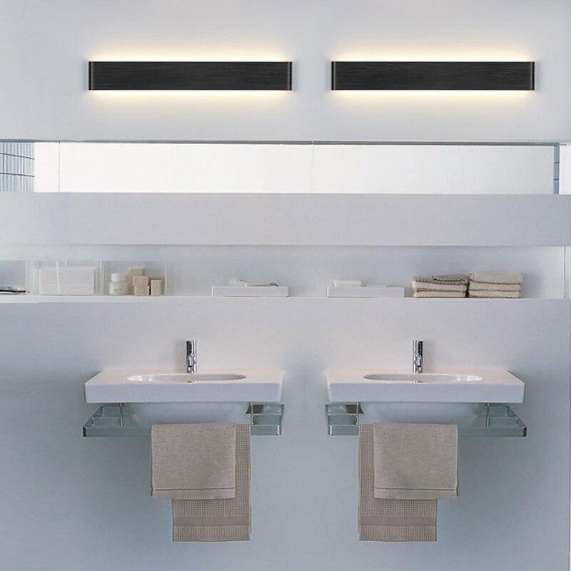 Lâmpadas de Parede de alumínio luzes do espelho Estilo : Art Deco