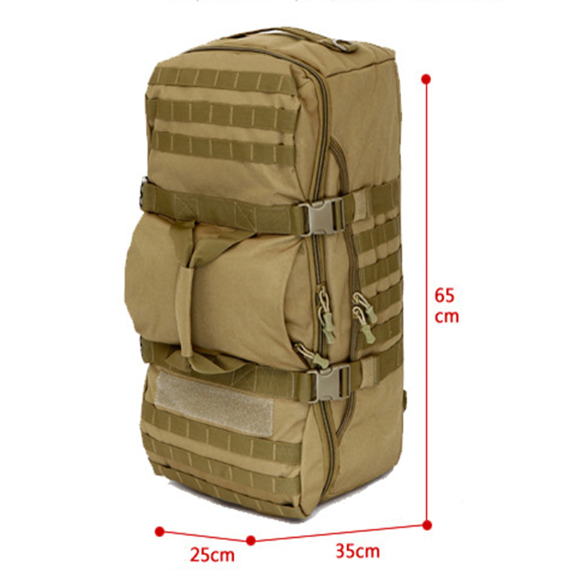 Rucksack Outdoorer Tactical Military Backpack Hiking Tactical Bag Man Camouflage Backpack Camping Sports Back Pack Bag Military-in Climbing Bags from Sports & Entertainment    2