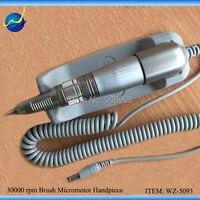 Hot selling 30K rpm KOREA Saeyang Original Micromotor Handpiece SDE SH300 for K38 Nail Manicure Pedicure Polishing Machine tools