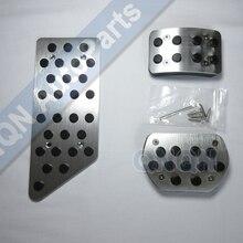 Набор тормозных ускоритель FOOTREST накладки на педали для Peugeot 3008 5008 Citroen DS5 AT/mt