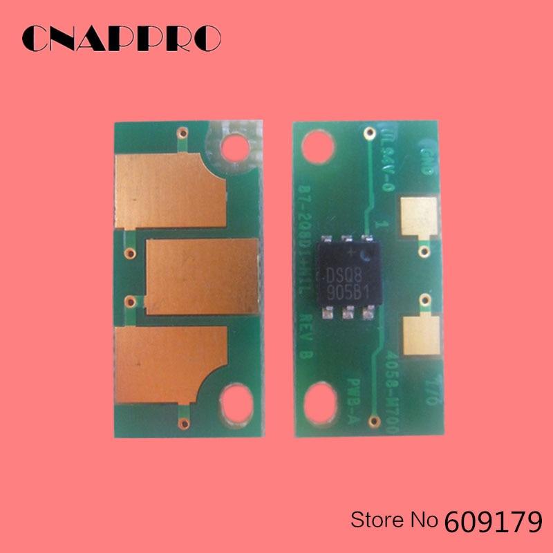 20pcs/lot WW 6K toner cartridge chip EPL-6200-H EPL 6200H for Epson AcuLaser EPL6200 EPL6200L 6200 reset chip