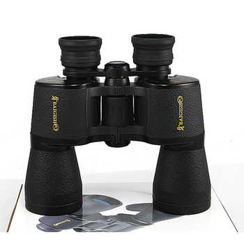 BAIGISH 20X50 Binoculars Telescope High Definition Portable Glimmering Night Vision Hunting Embroider Monoculars Field-glasses