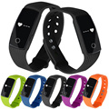 Beautiful Gitf New Bluetooth Smart Watch Heartrate Bracelet Sync Phone Mate For IOS Android Wholesale price May24
