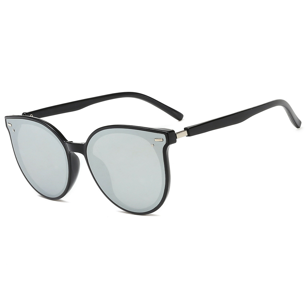 New sunglasses women moda mujer 2019 retro women sun glasses luxury brand fashion glasses vintage sunglass lunette soleil femme in Women 39 s Sunglasses from Apparel Accessories