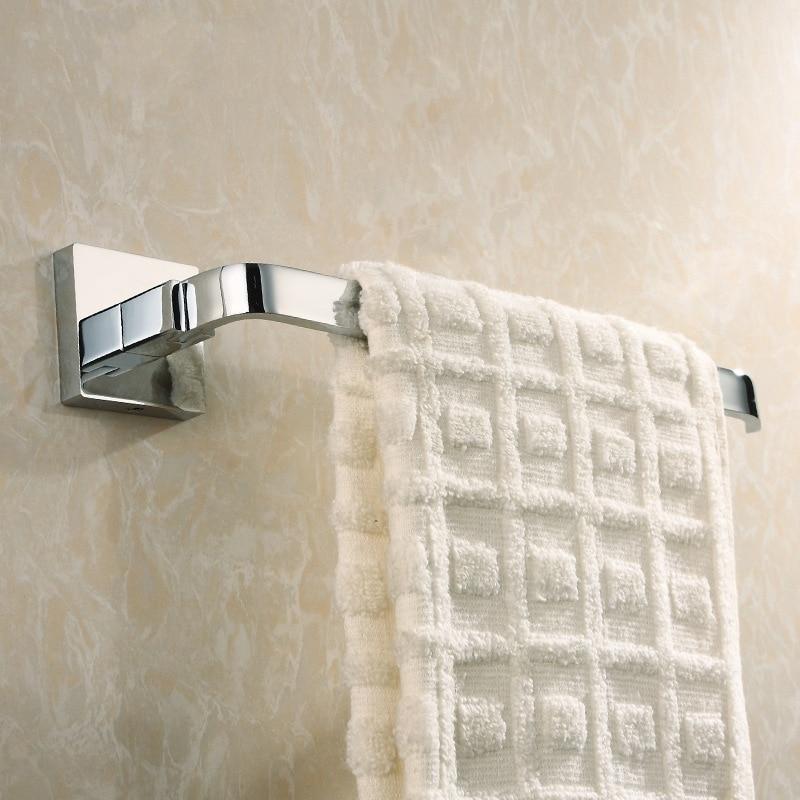 Bathroom accessories chrome plating brass bath towel - Chrome and brass bathroom accessories ...