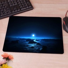 MaiYaCa Space Sunset on the cold planet Silicon Anti-slip Mouse Mats Computer Laptop Notbook Gaming Mouse Mat
