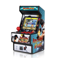 RHAC01 16 Bit Portable Retro Handheld Game Console Game Machine Mini Arcade Games AV Output 156 Classic Games with 2.8 Screen