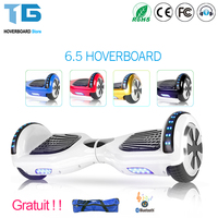 Trottinette Electrique Scooter Electric Hoverboard Adulte Skate Electrique Hoverboard 6 5 Pouce Self Balancing Scooter