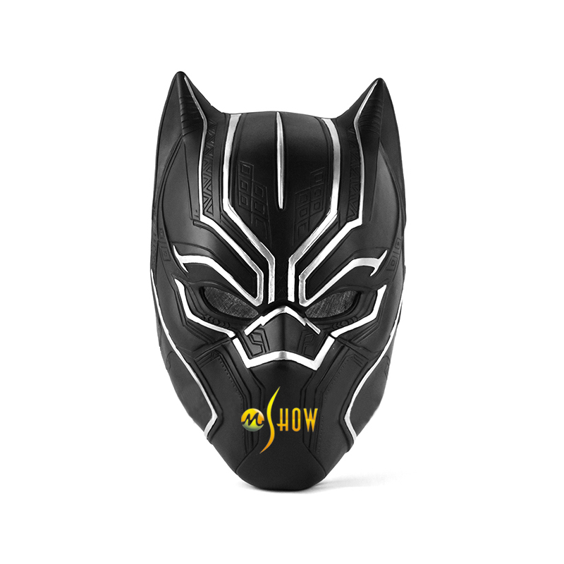 Captain America 3 Civil War Panthers Cosplay  Helmet Suitable for Head Circumference Less 63cm/24.8 inch