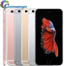 هاتف ابل ايفون 6S أصلي مفتوح 2GB RAM 16/64/128GB ROM IOS ثنائي النواة 4.7 12.0MP كاميرا A9 4G LTE هاتف خلوي iphone6s