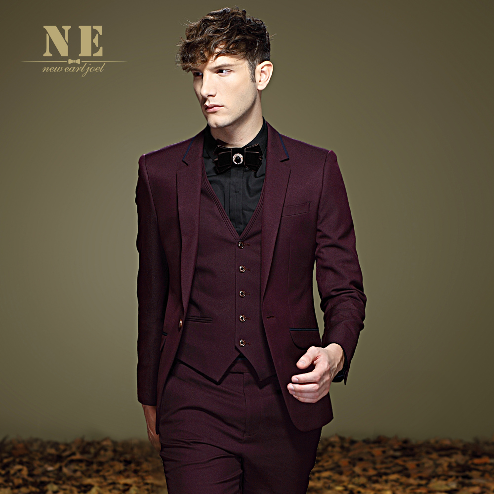 Pre Sale Brand Men Clothing2016men formal wedding suit jackets sli ...