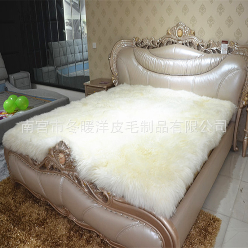 Natural Super soft wool mattress Six colors, six size Winter's most warm mattress Aristocratic experience