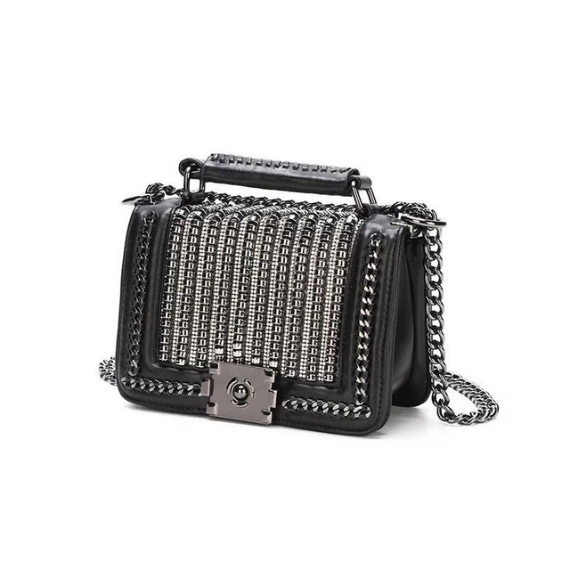 Luxury Handbag Designer Ladies Hand bag Women Messenger Bag Mini Small Vintage Shoulder Crossbody Bags For Women 2018 sac a main