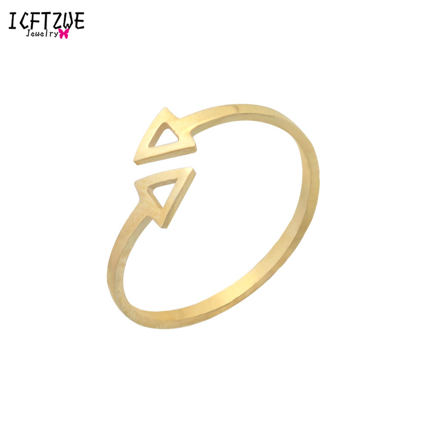 Fashion Leaf Crystal Silver /& Gold Filled réglable Open Band Femmes Party Ring