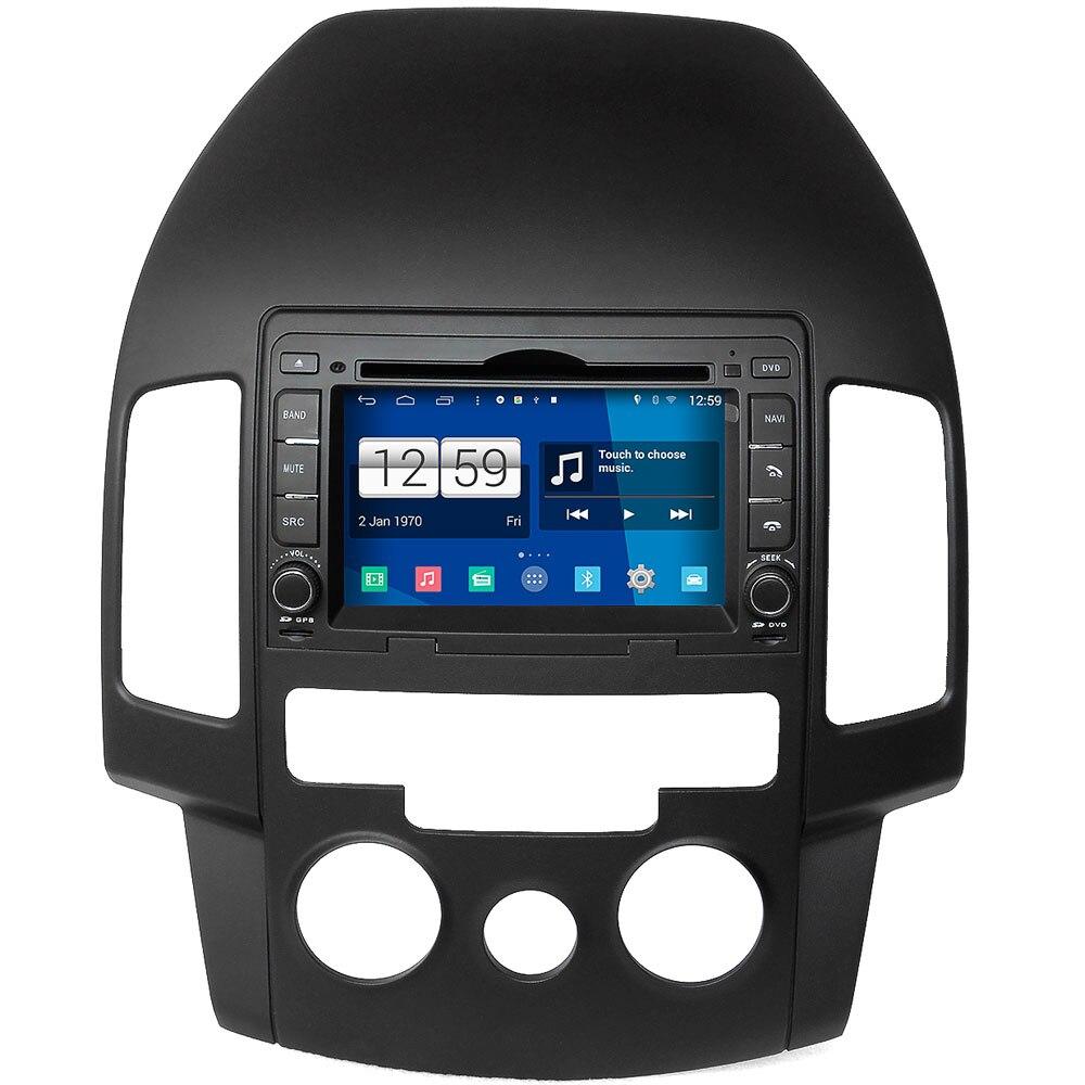 Winca s160 Android 4.4 автомобиль DVD GPS Штатная спутниковой навигации для Hyundai i30 2007-2011 с WIFI/ 3G хост Радио стерео Клейкие ленты Регистраторы