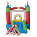 YARD Small Bounce House Home Use Jumping Slide Inflatable Toys and Games for Kids Special Offer for Africa