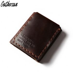 Gathersun Men's Wallet Leather