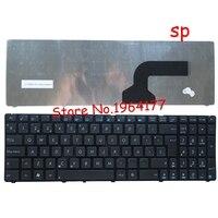 新スペインキーボード Asus X53 X54H k53 A53 N53 N60 N61 N71 N73S P52 P52F P53S X53S A52J X55V x54HR sp ノートパソコンのキーボード