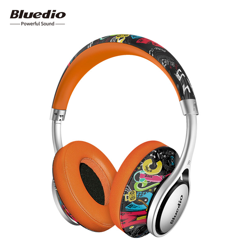 Bluedio A2 Model Bluetooth 4.2 over ear headphones wireless bluetooth headset with microphone for phones iphone xiaomi for music bluedio a2 bluetooth headphones over ear headset fashionable wireless headphones for phones and music