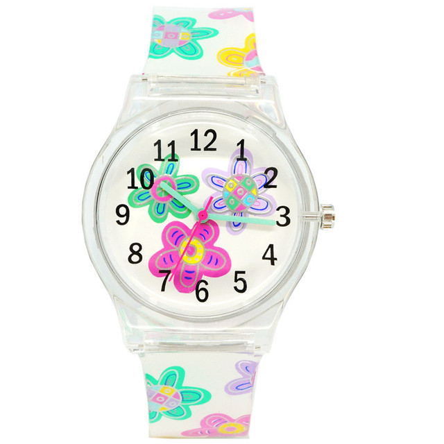 WILLIS Children Wrist Watches Women Girls Watch Strawberry Bracelet Ladies Hands