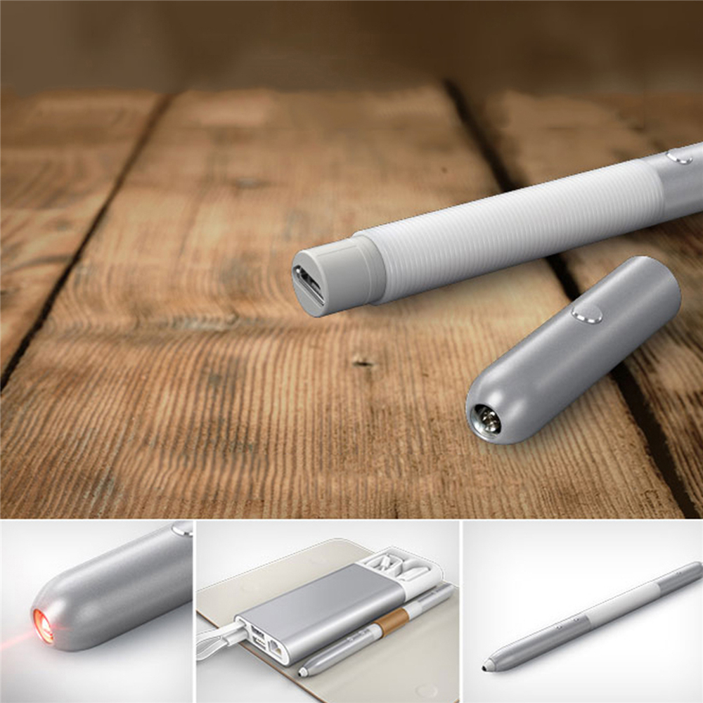 Bluetooth Laser Stylus Pen for Huawei MateBook /E Hand Writing Screen Touch Pen Built-in Charging Lithium Battery