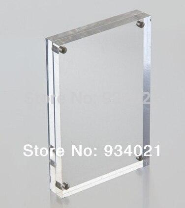 Akrylfotoram178 * 127mm akrylfotoram för marknadsföring, OEM, ODM - Heminredning - Foto 1