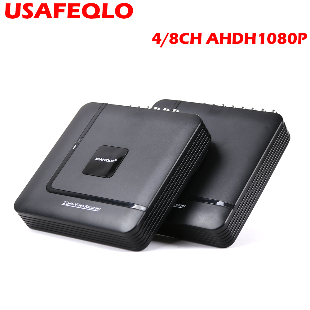 4 Channel 8 Channel AHD DVR AHDH 1080P Security CCTV DVR 4CH 8CH Mini Hybrid HDMI DVR Support IP/Analog/AHD Camera 3G Wifi Бороскопы