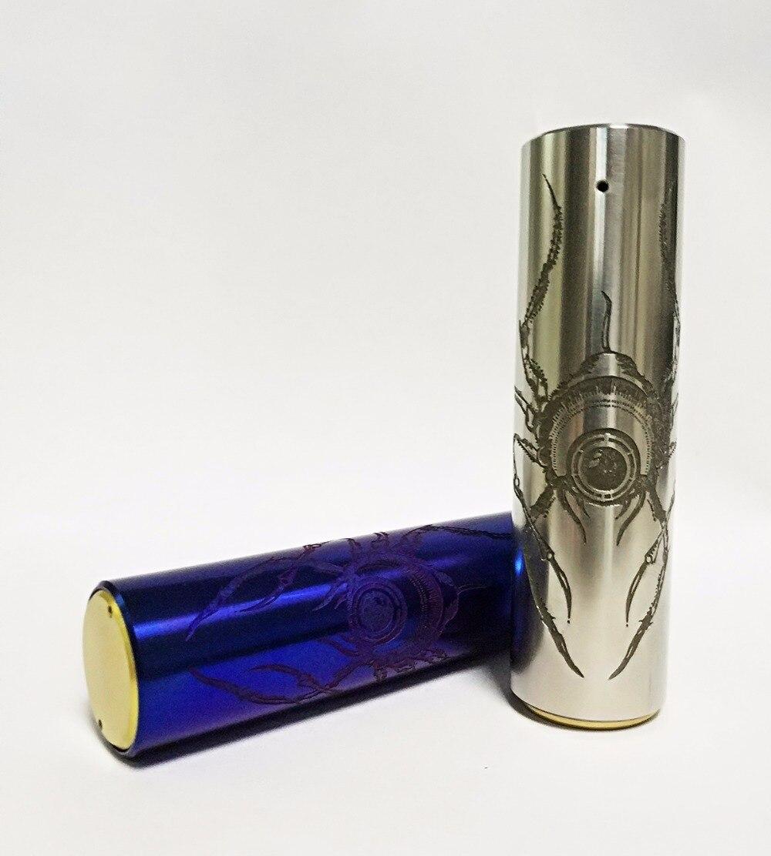 Mods de cigarette électronique Mod mécanique RGE chaud pour 510 fil pour 18650 batterie e cigarettes mech vape mod mehmod - 5