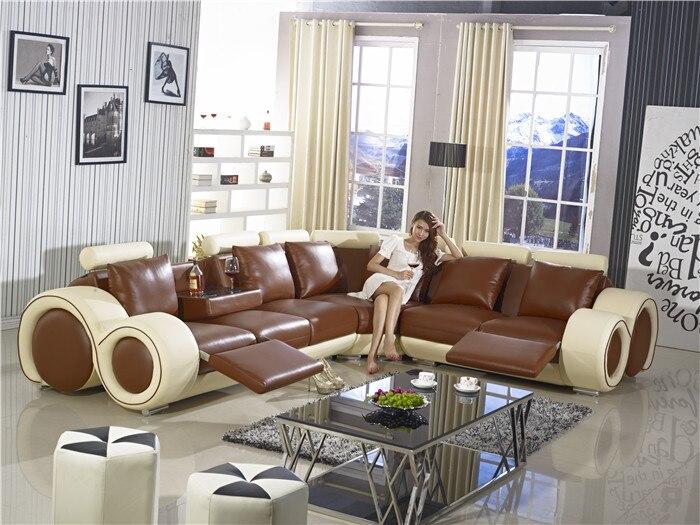 안락 의자 소파 새로운 디자인 큰 크기 L 모양의 - 가구 - 사진 5