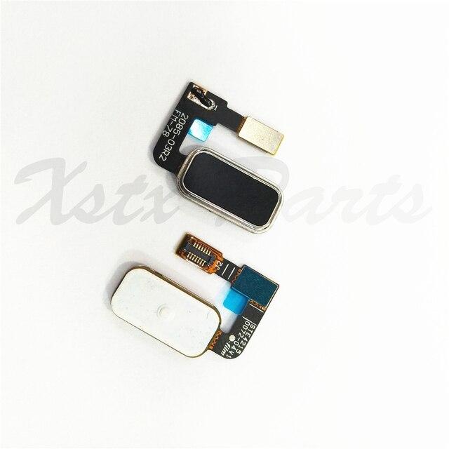 US $4 5  1x Original For Lenovo Vibe P1 P1c58 P1c72 Fingerprint Sensor  Scanner Lock Touch ID Home Button Return Flex Cable-in Mobile Phone Flex  Cables