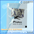 Fujikura original ELCT2-12 Electrodes for Fujikura FSM-11S/FSM11R/12S /21S /12R FSM-22S Fiber Optic Fusion Splicer electrode