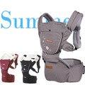 3 - 36 meses respirável multifuncional frente virada Baby Carrier infantil transporte confortável Sling Backpack bolsa envoltório do bebê