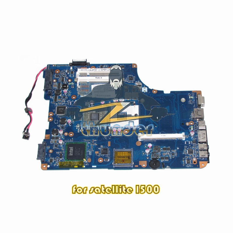 K000080430 KSWAA LA-4981P for Toshiba Satellite L500 laptop motherboard GM45 DDR2 With graphics slot k000078990 motherboard for toshiba satellite l550 l555 la 4981p kswaa use ddr2 ram tested good