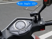 Mini Action Sport Bicycle Recorder Camera Full HD 1080P 30FPS Motorcycle Camcorder Support TF WiFi Enabled