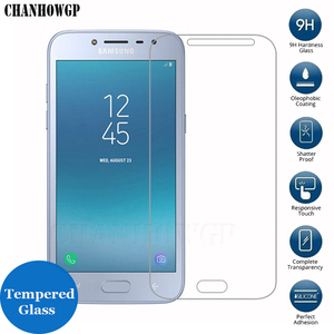 Tempered Glass For Samsung Galaxy J2 Pro 2018 J250 HD Screen Protector For Samsung Galaxy J 2 Pro 2018 J250F SM-J250F/DS Glas 9H(China)