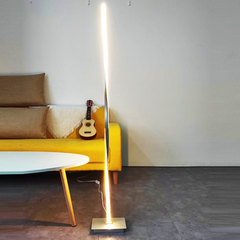 Nordic design LED floor lamp modern standing lamp vloerlamp floor lamps for living room floor lamps Free Shipping Mix9975332