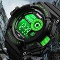 2017 novos relógios homens esportes skmei marca assista militar casual led relógio digital relógio de pulso eletrônico 50 m à prova d' água dos homens