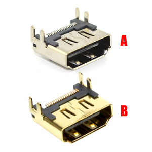 Image 1 - مدخل وصلة منفذ HDMI لوحدة بلايستيشن 4 لـ PS4